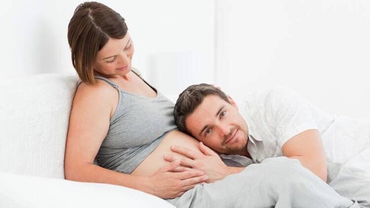 Babalar da doğuruyor!