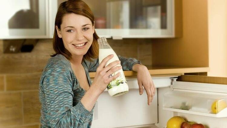 Buzdolabınızda mutlaka olması gereken 9 süper besin!