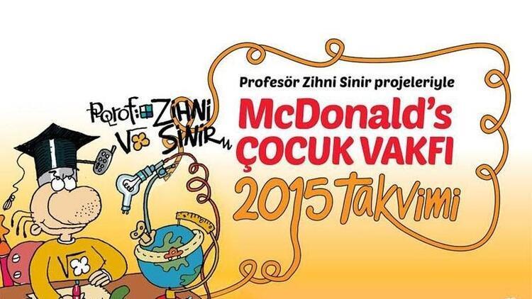 McDonald's Çocuk Vakfı 15. yılını geride bıraktı!