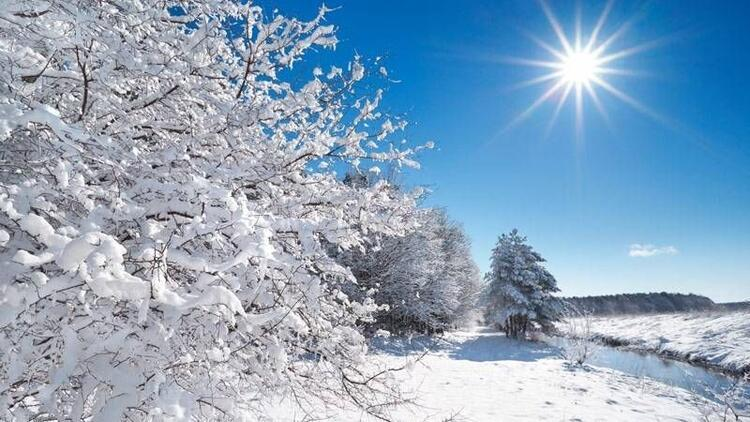 Balkanlar üzerinden gelen soğuk etkisini gösterdi