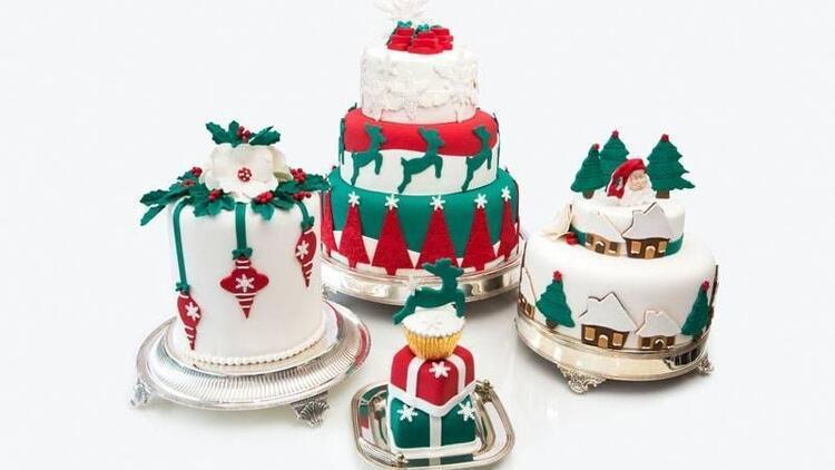 Yılbaşı pastalarınız Trio Bakery'den!