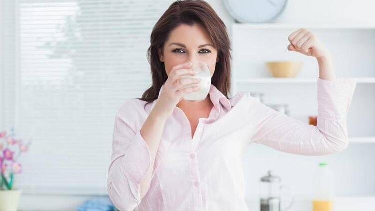 K2 vitamini kemikleri güçlendiriyor!