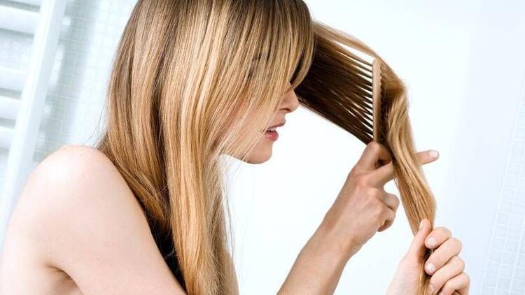 Saç dökülmesine karşı ev yapımı kür tarifi