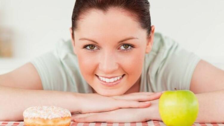 Yeme-içme alışkanlığınızı değiştirin