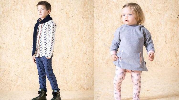 Stil sahibi çocukların markası: Boobo