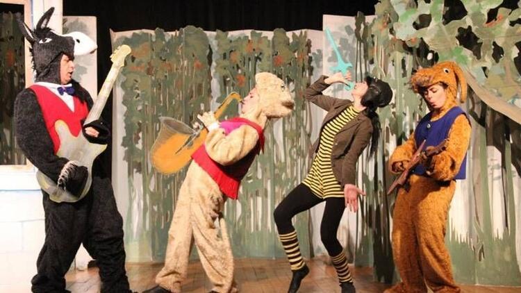 Yarıyıl tatilinde tiyatro şenliği!
