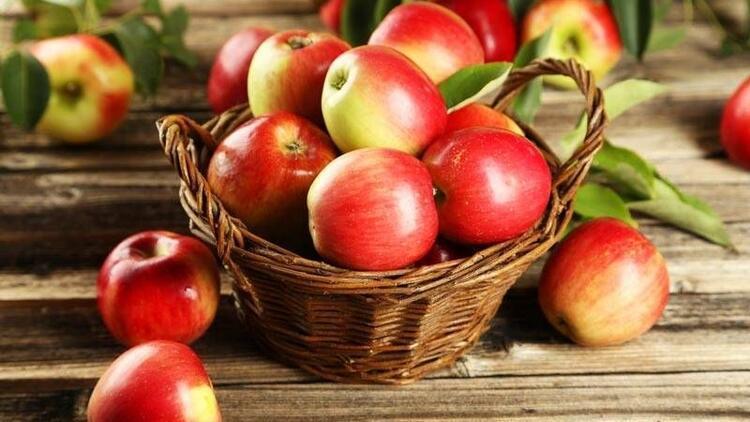 Her gün mutlaka 1 elma yiyin!