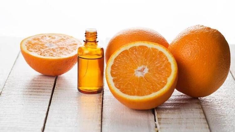Portakal yağı ile cildinizi canlandırın