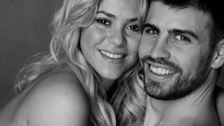 Shakira ikinci bebeğini kucağına aldı!