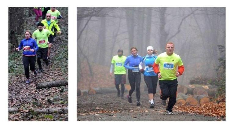 15 Şubat'ta Belgrad Ormanı'na koşun!