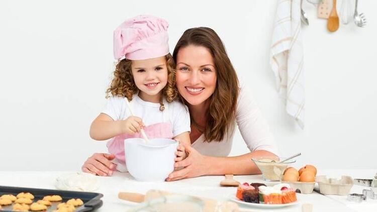 Bırakın çocuğunuz mutfağa girsin!