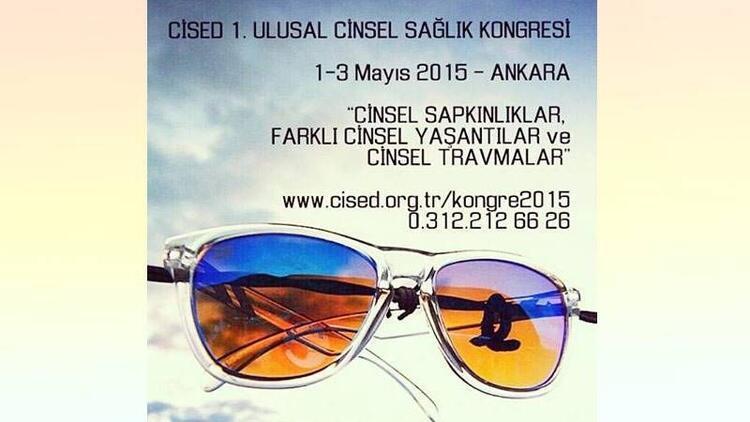 CİSED 1. Ulusal Cinsel Sağlık Kongresi Ankara'da!