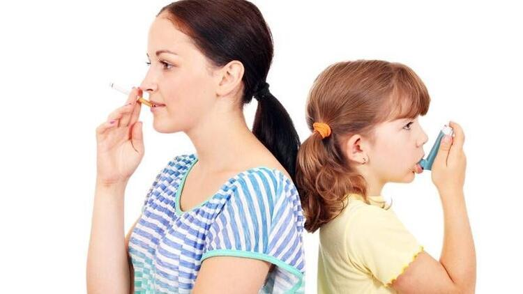 Sigara dumanına maruz kalmak da sağlığı tehdit ediyor