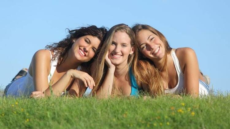 Kadınlarda ergenlik dönemi, puberte ve cinsel gelişim