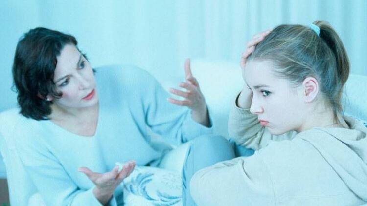 Ergenlerin hormonal değişim içinde olduğunu unutmayın