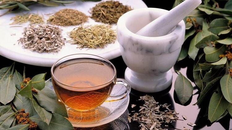Kilo verdiren 5 bitki çayı tarifi