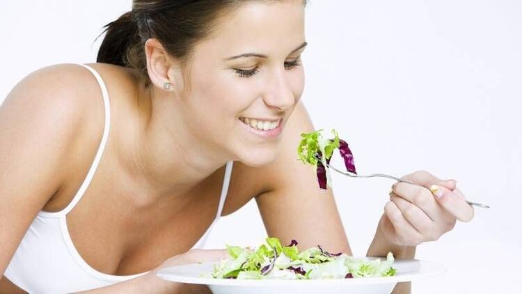 Sadece açlık duygunuzu bastırmak için beslenmeyin!