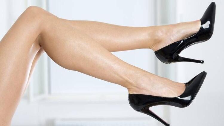Topuklu ayakkabı tutkusu sağlığınızdan etmesin!