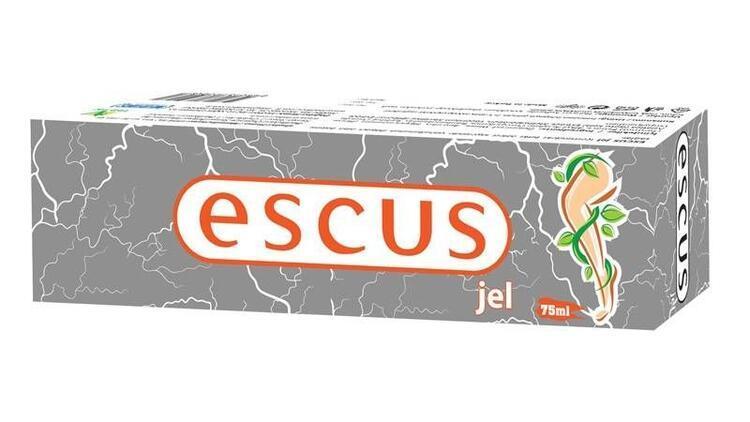 Escus Jel ile kusursuz bacaklar