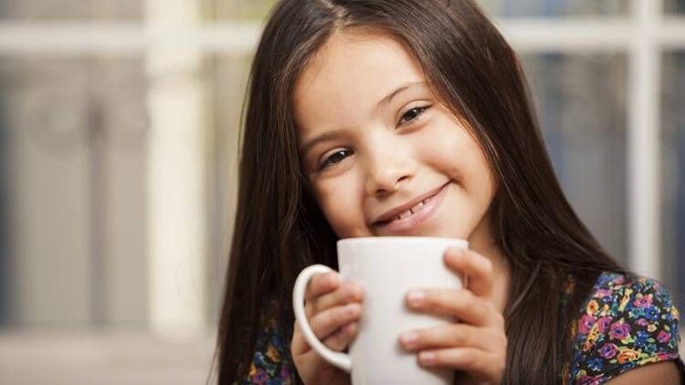 """""""Çocuklar istedikleri kadar Türk kahvesi içebilir"""""""
