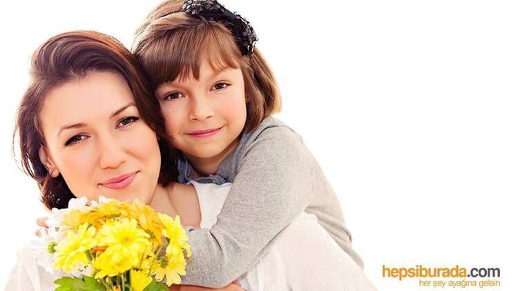 Anneler Günü için hediyelerin Hepsiburada