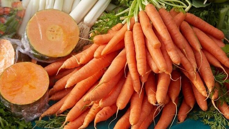 Cilt sağlığınız için renkli diyet yapın!
