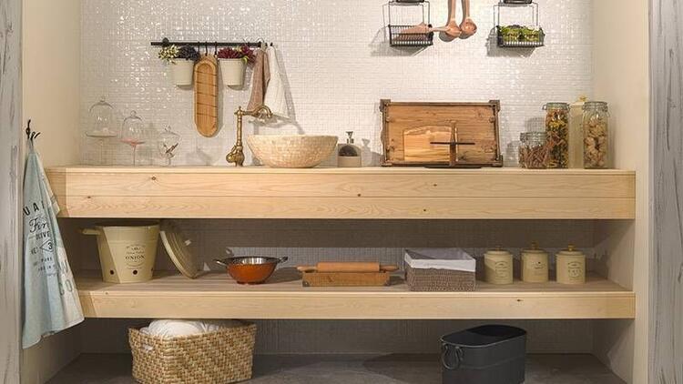 En zarif mutfak ve banyolar Erica ile Yurtbay'da