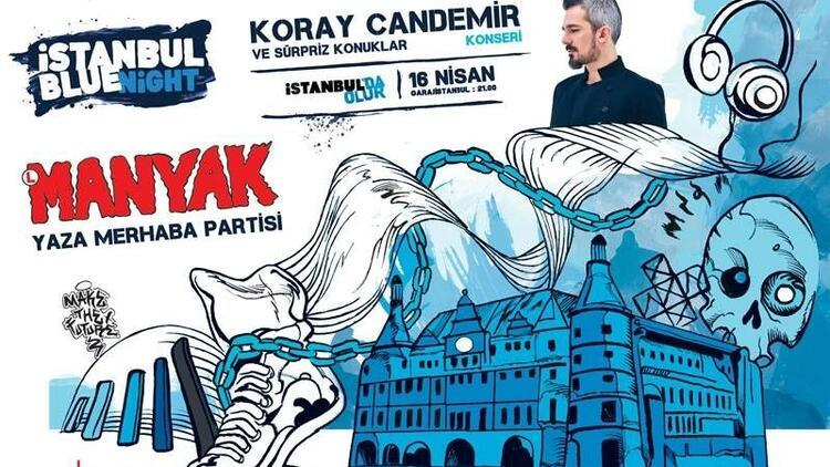 Koray Candemir'le yaza merhaba partisi!