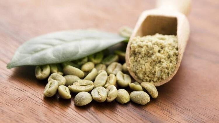Yeşil kahvenin 10 muhteşem faydası!