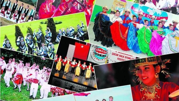 Miniatürk Uluslararası Halk Oyunları Festivali
