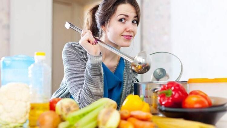 Besinleri pişirirken nelere dikkat edilmeli?