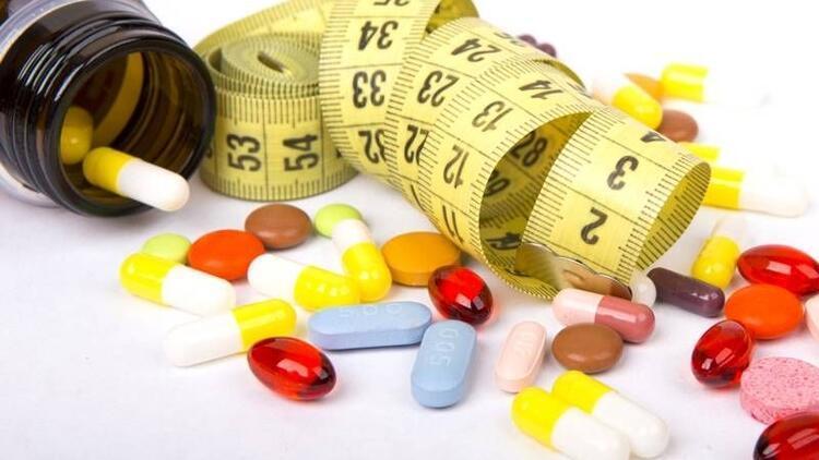 Zayıflama ilaçları nedeniyle sağlığınızdan olmayın