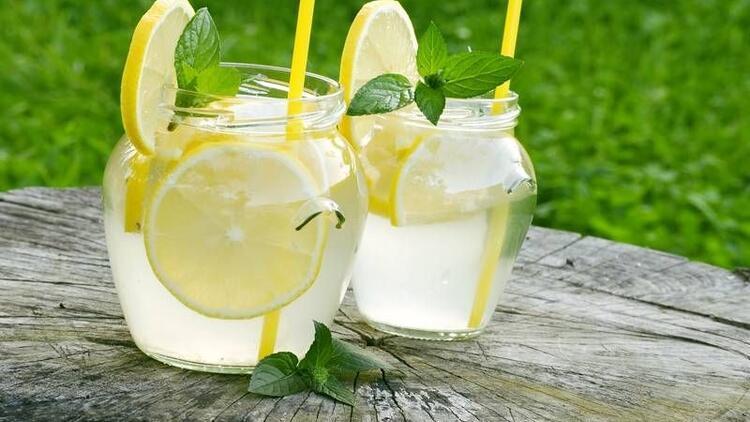 Limonata diyeti ile yaza formda girin!