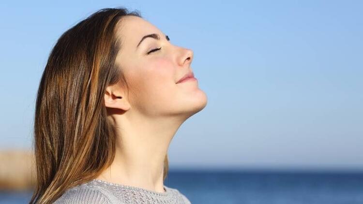 Sağlığınız için burnunuzdan nefes alın!