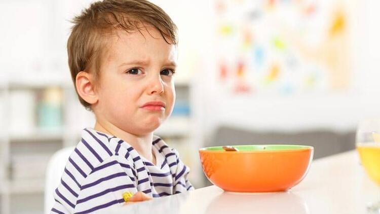 """""""Çocuk acıkınca yemek yer"""""""