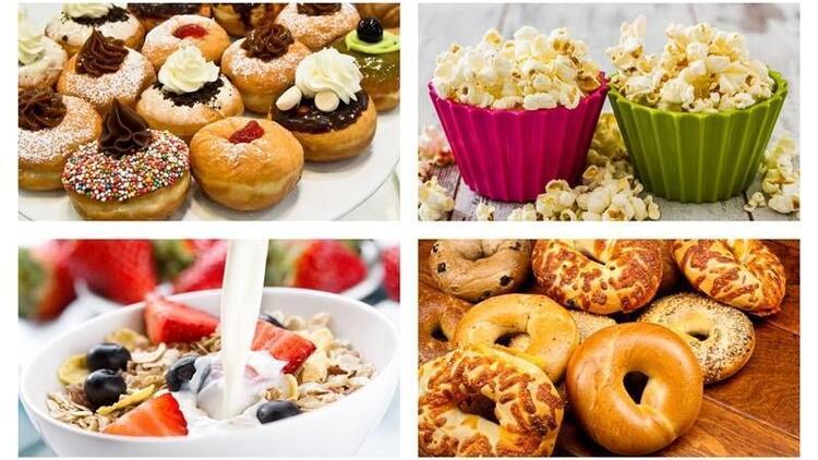 İşte, sağlığa en zararlı 10 gıda!