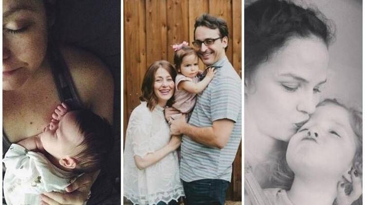 Aile bağının gücünü kanıtlayan fotoğraflar