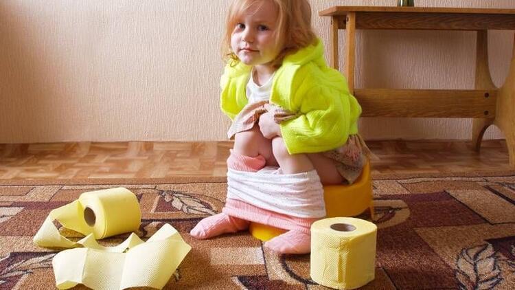 Çocuklarda kabızlık nasıl gelişir?
