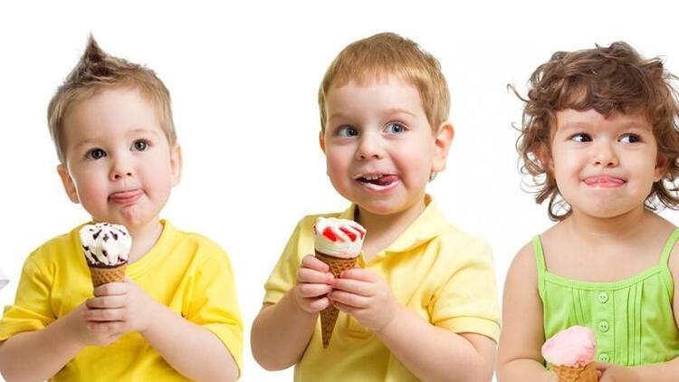 Çocuklara yaz kış dondurma yedirebilir miyiz?