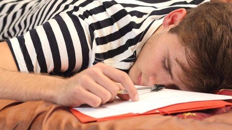 Sınavdan bir gün önce ders çalışmayın