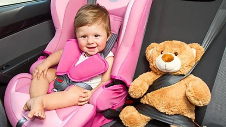 Çocukla araba yolculuğu için tüyolar