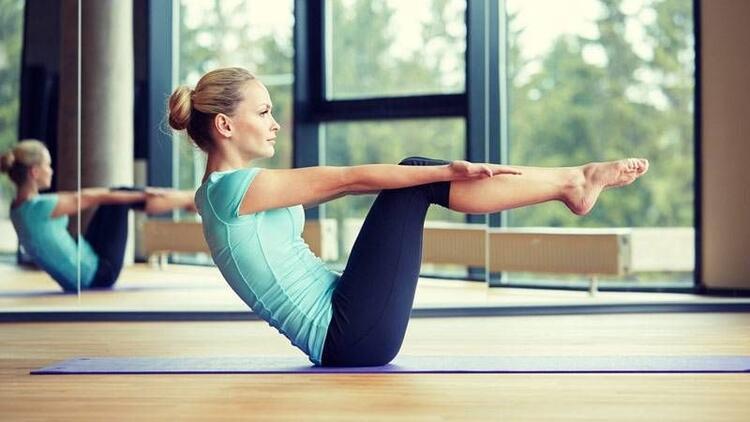 Adet ağrılarını azaltan egzersiz!