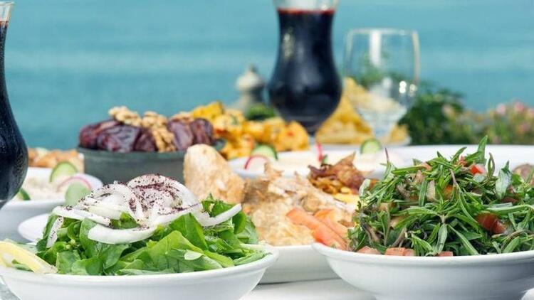 İşte, yaza özel ramazan diyeti!