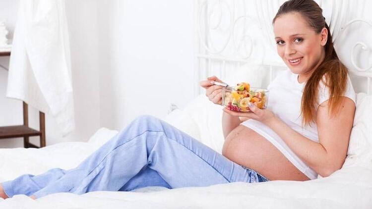 Hamilelikte üçüncü trimester döneminde beslenme