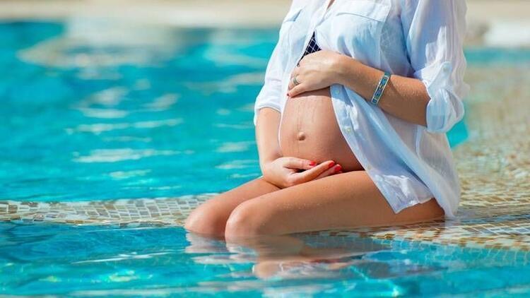 Yaz hamileliğini kolay geçirmek için ipuçları