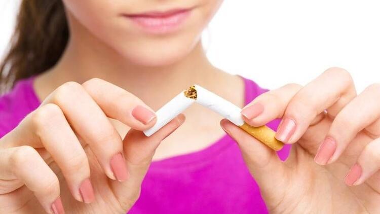 Sıkıntılarda sigaraya sarılmayın!