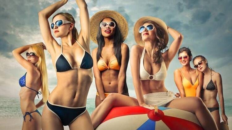 Doğru bikini seçmenin incelikleri
