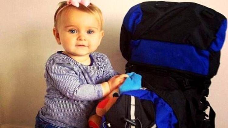 Bu bebek dünyanın en küçük gezgini!