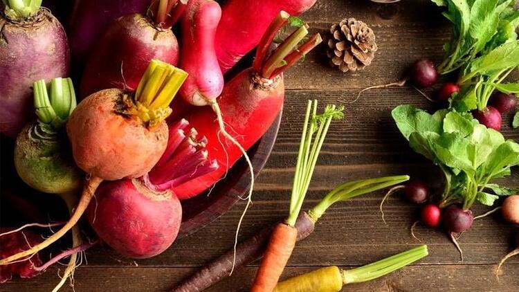 Doğal antibiyotik sebzelerle sağlıklı öğünler!