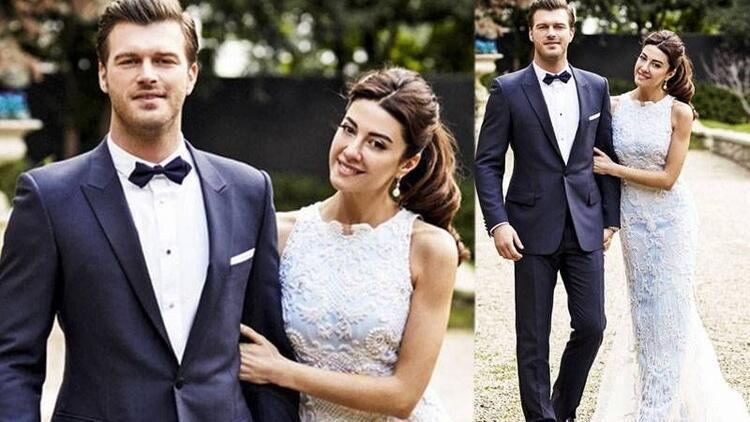 Kıvanç Tatlıtuğ ve Başak Dizer evlendi!